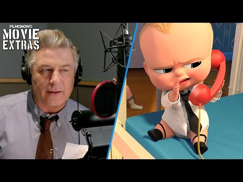 Video Go Behind the Scenes of The Boss Baby (2017) download in MP3, 3GP, MP4, WEBM, AVI, FLV January 2017