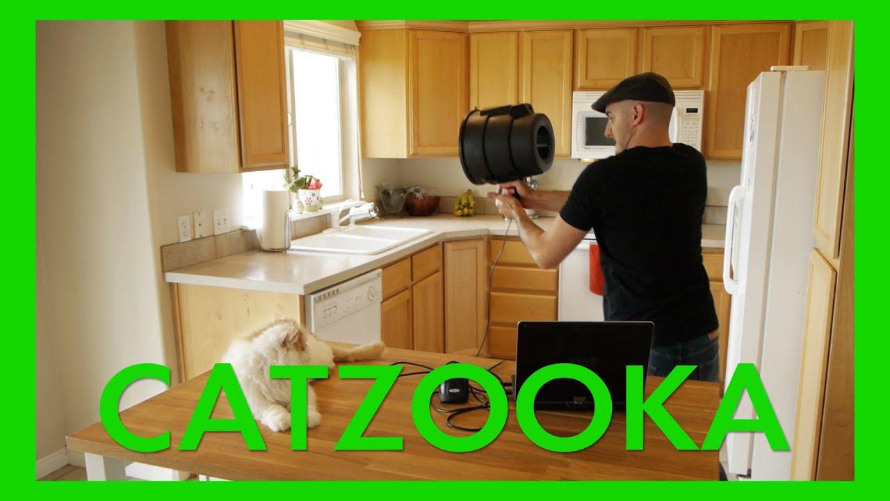 Catzooka – Cat Launcher!