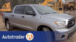 2013 Toyota Tundra - Truck | Totally Tested Review | AutoTrader.com