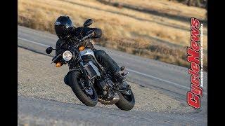 8. 2018 Yamaha XSR700 First Ride - Cycle News