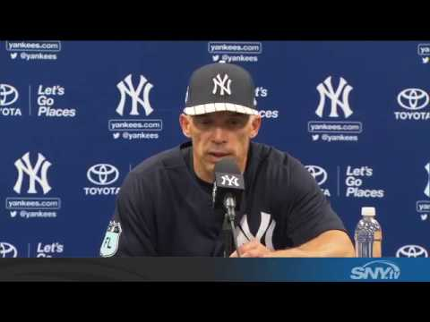 Video: Yankees skipper Joe Girardi talks Luis Severino and Michael Pineda