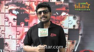 Director Amin at 8MM Movie Press Meet