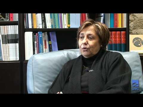 Dra. Anna Maria Geli de Ciurana, rectora de la Universitat de Girona