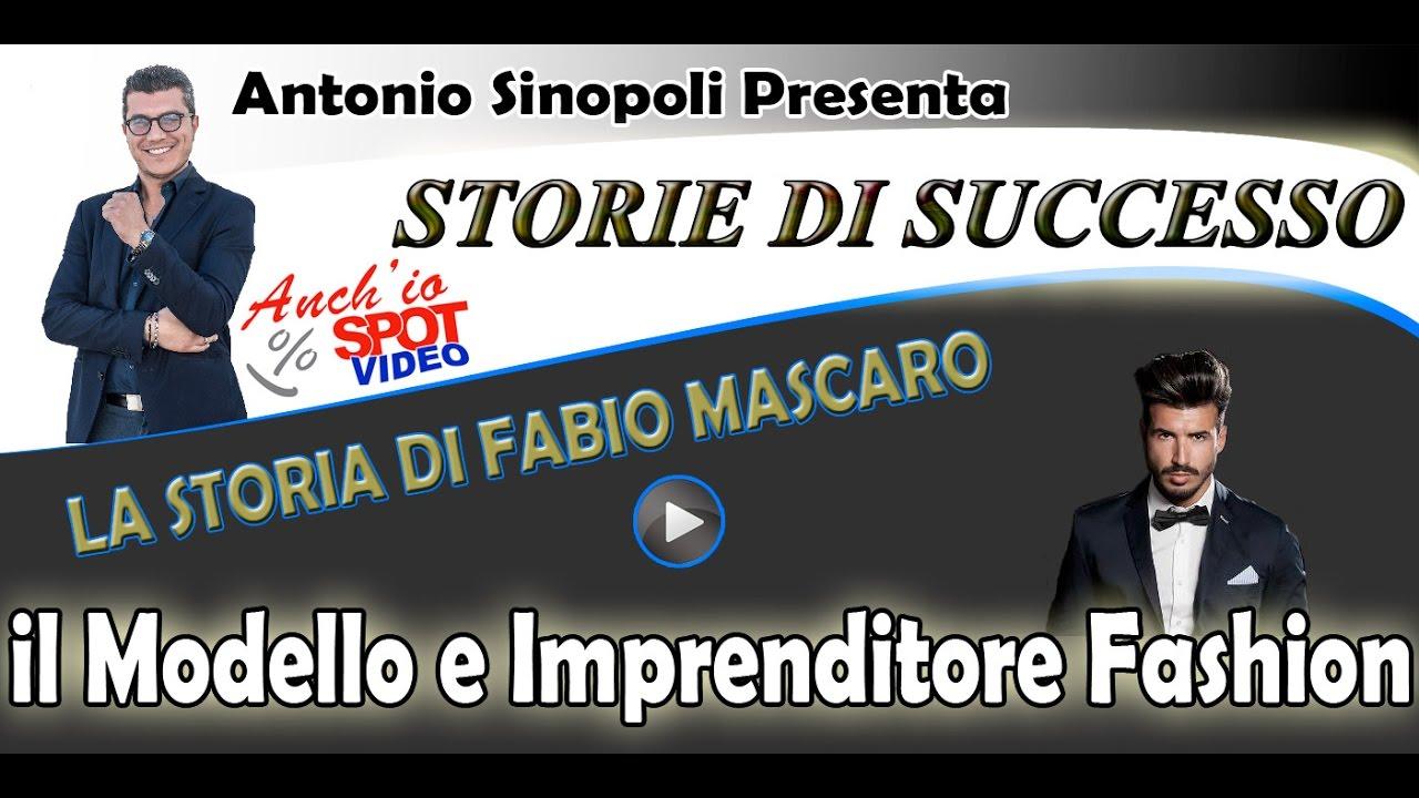 La storia di successo di Fabio Mascaro