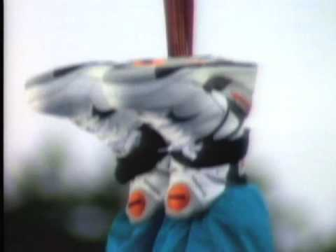 Reebok Pump Bungee Jumping Commercial