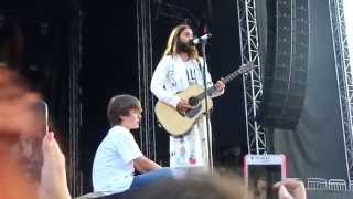 Monchengladbach Germany  City pictures : Acoustic-Part/ 30 seconds to mars/ Mönchengladbach/ Germany/ 25 June 2014