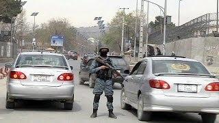 Afganistan seçim öncesi güvenlik sınavı veriyor