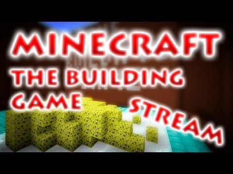 RedCrafting - Стрим - The Building Game