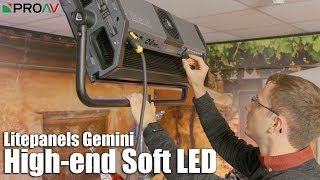 Video Litepanels Gemini - First Look MP3, 3GP, MP4, WEBM, AVI, FLV Juli 2018