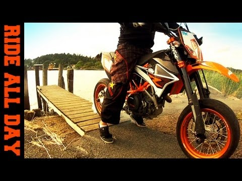 Ride All Day: Supermotard Madness
