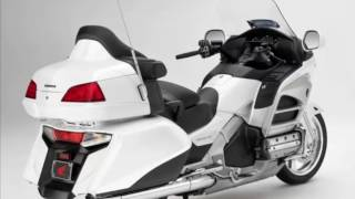 7. HONDA GOLDWING 2017 - 2018 PRICE