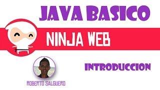 Curso online de programación básica en JAVA, donde aprenderás paso a paso lo necesario para iniciar en la programación de aplicaciones con el lenguaje JAVA.  <br><blockquote> Java es un lenguaje de programación con el que podemos realizar cualquier tipo de programa. lo podemos encontrar en Internet como en la informática en general. Una de las principales características por las que Java se ha hecho muy famoso es que es un lenguaje independiente de la plataforma. Eso quiere decir que si hacemos un programa en Java podrá funcionar en cualquier ordenador del mercado.</blockquote>