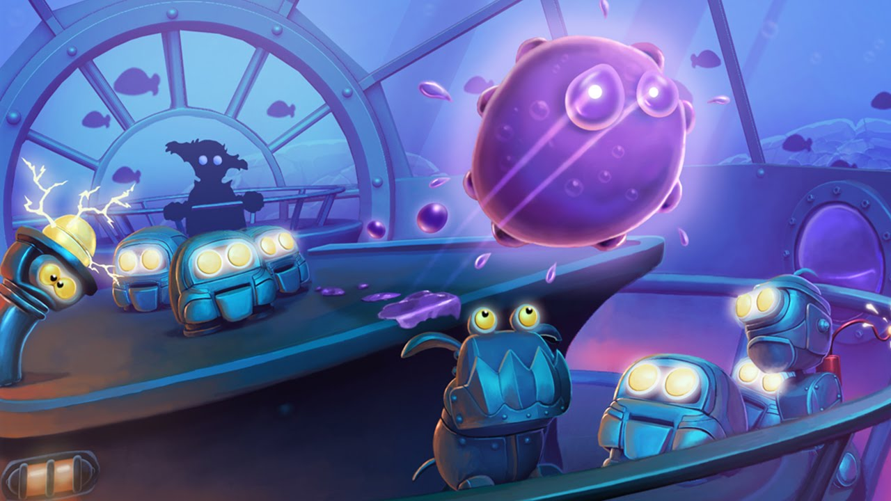 Squishy Platformer 'Goo Saga' Makes the Jump from Android to iOS