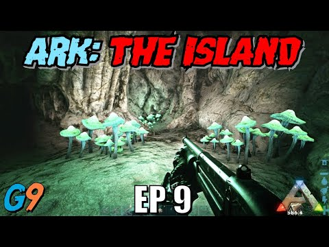 Ark Survival Evolved - The Island EP9 (Our First Artifact)