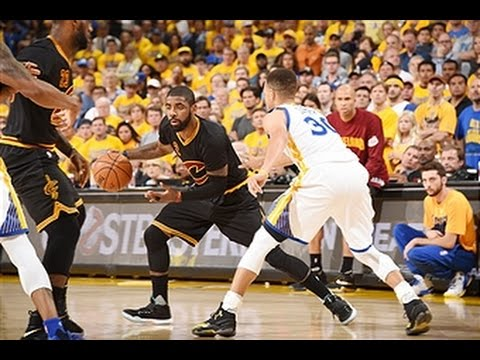 874fe6aa0ff7 Kyrie Irving Drains the Clutch Three in Game 7 of the 2016 N...