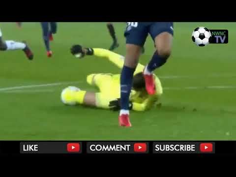 PSG vs Caen 3 1   All Goals & Highlights   20 12 2017 HD