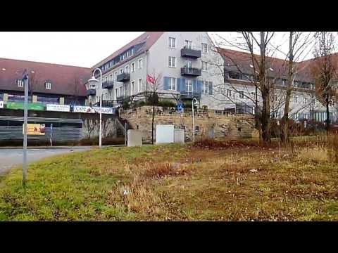 ГСВГ Дрезден,на месте 249 МСП,Шварцказарма (видео)