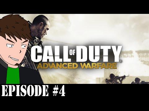 (Dansk/Danish) Call of duty advanced warfare - ep 4 (ghosts)