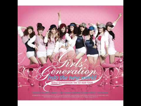 Tekst piosenki Girls' Generation - Over The Rainbow po polsku