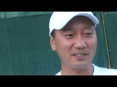 Michael Chang Asian American Sports