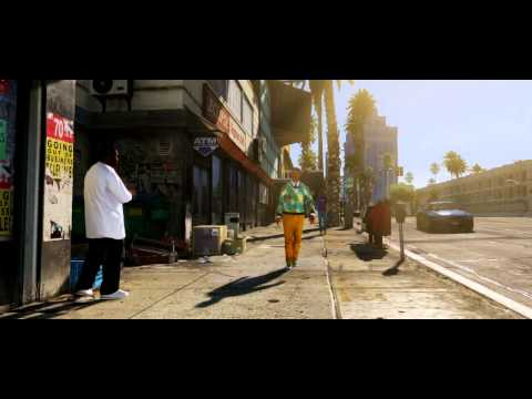 0 Grand Theft Auto V   Official Trailer 1 | Video
