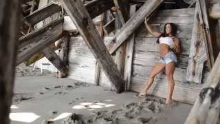 Bikini Fitness Model, Michele D'Angona: IFBB Pro Malibu Beach Photo shootPHOTO CREDITS: CHARLES (CHAZ) RODRIGUEZVIDEO & EDITING CREDITS: START NOW STUDIOS