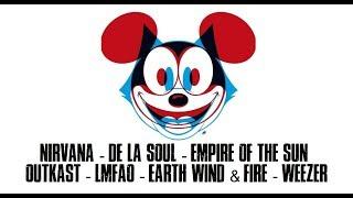 Nirvana - De La Soul - Empire Of The Sun - Outkast - LMFAO (Smells Like Generations)
