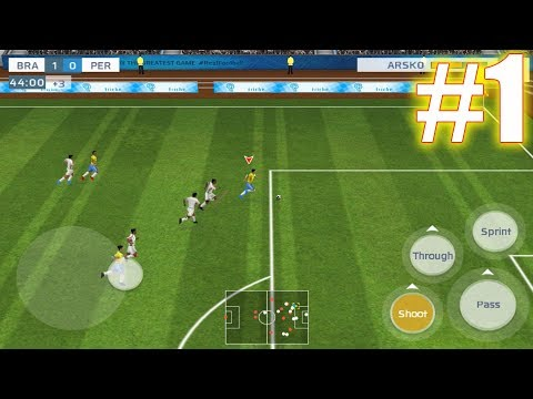 Real Football 2019 Gameplay #1 HD