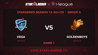 Vega vs Golden Boys, game 1