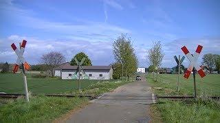 Locatie: RampenwegTraject: Rahden - BündeAndreaskruisen: 4Passeren:- Talent als RB71 Bünde → RahdenVideo is gemaakt op 22-04-17