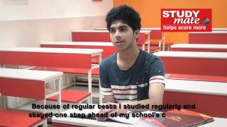 Student Speak – Hemant Krishna Bhardwaj
