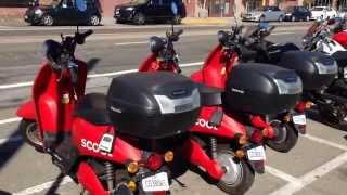 サンフランシスコで町中で車を借りる。バイクを借りる。自転車を借りる。乗り物シェアーサービス。【覚田義明 シリコンバレー・サンフランシスコでの挑戦】