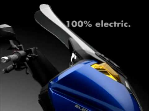 0 Vectrix ZEV | Sexy Electric Two Wheeler