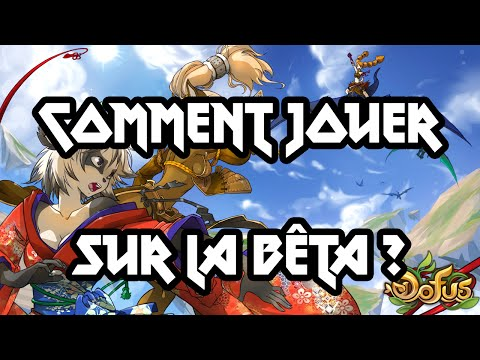 comment acceder a la beta dofus
