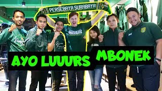 Download Video Londokampung siap-siap nonton PERSEBAYA! MP3 3GP MP4