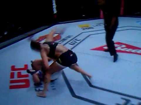 Cyborg x Smith UFC 198 #teamcyborg.