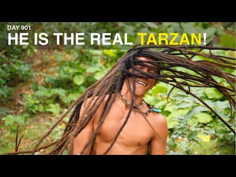 He is the Real Tarzan!
