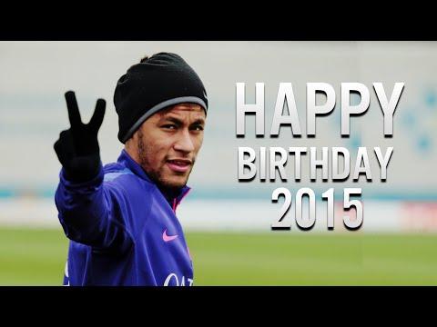 Neymar Jr ● Happy Birthday 2015 – Best Skills & Goals | HD