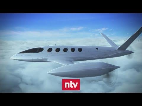 Elektro-Flieger sollen klimaneutrale Luftfahrt ermögl ...