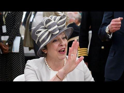 Großbritannien: May hört als Tory-Parteichefin auf -  ...