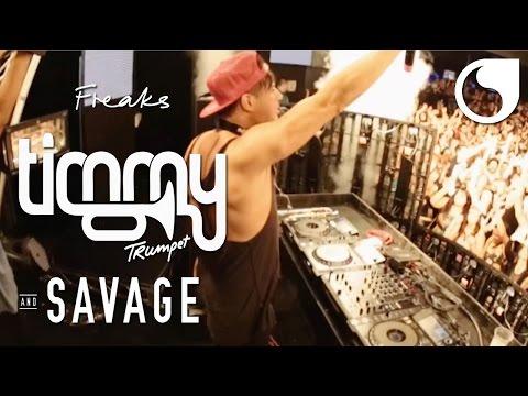 Timmy Trumpet - Freaks (feat. Savage) lyrics