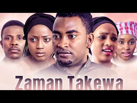 ZAMAN TAKEWA 3&4 LATEST HAUSA FILM