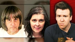 Video HORRIFYING! Parents Caught Starving and Torturing Their 13 Children After One Escapes... MP3, 3GP, MP4, WEBM, AVI, FLV April 2018