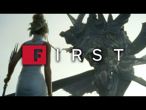 Final Fantasy XV : cycle jour / nuit