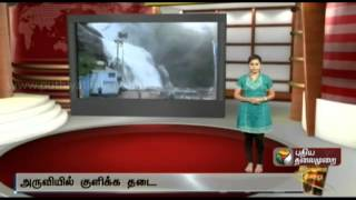 Schools and colleges would be closed for the next 2 days as heavy showers in Nellai