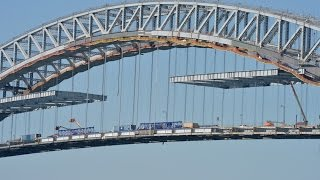 Watch NY's Bayonne Bridge Get Built