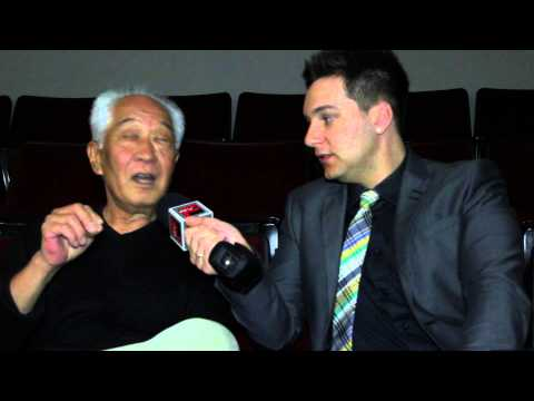Actor Michael Yama of Betty White's Off Their Rockers at Asians on Film