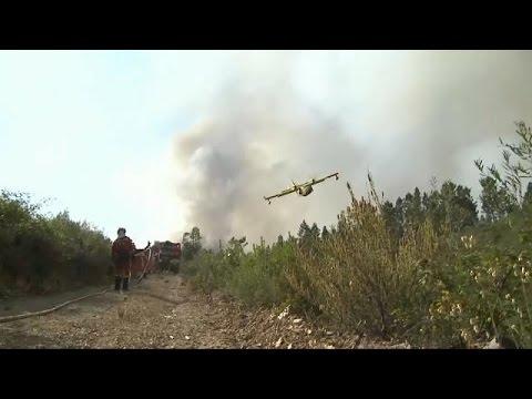 Πορτογαλία: Σοκ και δέος από την πυρκαγιά