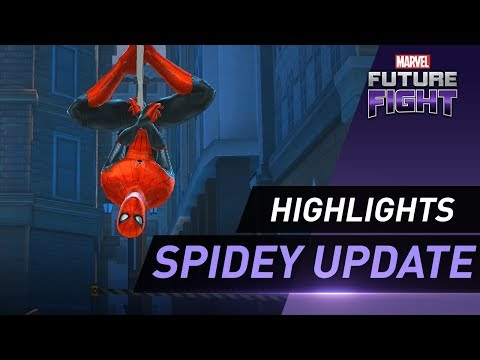 """[MARVEL Future Fight] """"Spider-Man: Far From Home"""" Themed Update!"""