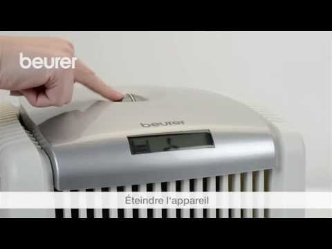comment nettoyer humidificateur d'air